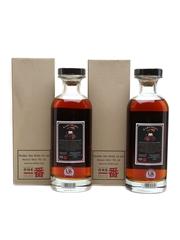 Karuizawa 29 & 30 Year Old Bourbon Cask #8897 & Sherry Cask #5347 2 x 70cl