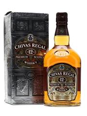 Chivas Regal 12 Years Old 1 Litre