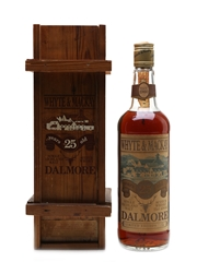 Dalmore 25 Year Old Limited Edition Distilled Prior To 1960 75cl / 43%
