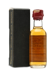 Strathmill 25 Years Old Signatory Miniature