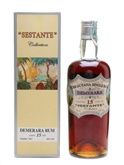 Sestante Collection 1991 Demerara Rum