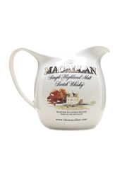 Macallan Ceramic Water Jug