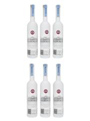 Belvedere Vodka Six Bottles 6 x 70cl / 40%