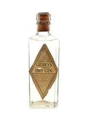 Gilbey's Crystal Dry Gin Bottled 1930s 37.5cl / 40%
