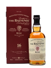 Balvenie Rose 16 Years Old