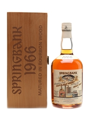 Springbank 1966 Local Barley