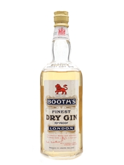 Booth's London Dry Gin Bottled 1950 75cl / 40%