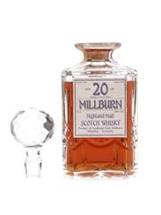 Millburn 1966 Sherry Cask