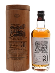 Craigellachie 31 Year Old Limited Batch No. 04-6137 70cl / 52.2%