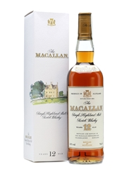 Macallan 12 Years Old Bottled 1990s 70cl / 43%