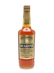 I W Harper Gold Medal