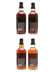 Yamazaki 1982, 1983, 1984, 1985 Sherry Wood 4 x 70cl / 45%
