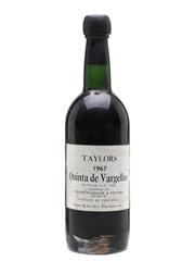 Taylors 1967 Quinta De Vargellas