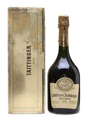 Taittinger 1976 Comtes De Champagne