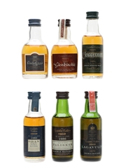 Classic Malts Distillers Edition Set