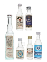 Assorted Spirits & Liqueurs