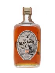 Glen Avon 12 Year Old