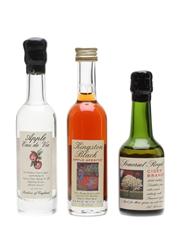 English Apple Spirits & Liqueurs