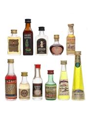Italian Liqueur Miniatures
