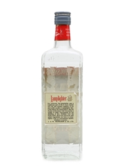 Nicholson's Lamplighter English Dry Gin Bottled 1970s 75.7cl / 40%