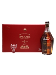 Bacardi 8 Year Old Millennium Baccarat Decanter 75cl / 40%