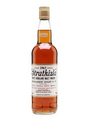 Strathisla 1963