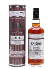 Benriach 1978 Cask 4387