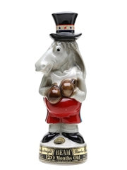 Jim Beam 1964 Democrat Donkey Empty Decanter
