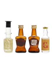 Grappa Miniatures  3 x 3cl, 2.5cl