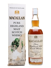 Macallan 1955 Campbell, Hope & King