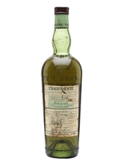 Chartreuse Green Bottled 1950s 75cl / 55%