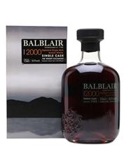 Balblair 2000 Sherry Cask #1343
