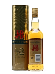 J & B Exception 12 Years Old 70cl