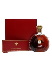 Remy Martin Louis XIII Cognac Baccarat Crystal - Bottled 1980s 70cl / 40%