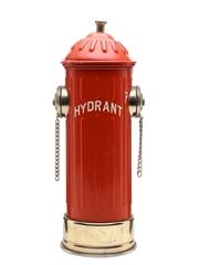 Fire Hydrant Music Box Decanter  27cm x 10cm