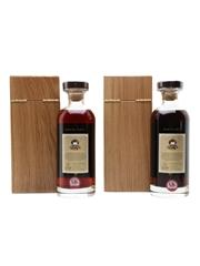 Karuizawa Golden Geisha - Elixir Distillers 31 Year Old & 33 Year Old 2 x 70cl