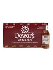 Dewar's White Label  12 x 5cl / 40%