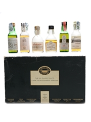 Classic Malts Whisky Miniatures Set