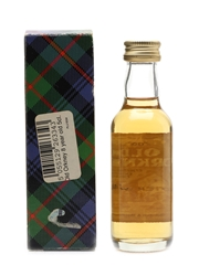 Old Orkney 'OO' 8 Year Old Bottled 1980s Gordon & MacPhail 5cl / 40%