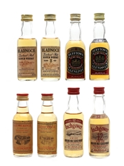 Single Malt Scotch Whisky Miniatures