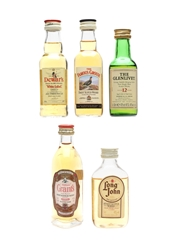 Scotch Whisky Miniatures