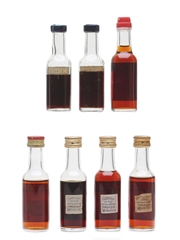 Ramazzotti Amaro  5 x 3cl, 2 x 2.5cl