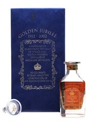 Macallan Golden Jubilee