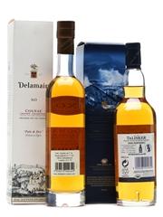 Delamain X.O Cognac & Talisker 10 Years Old 2 x 20cl