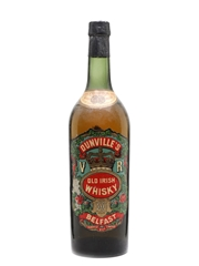 Dunville's VR Old Irish Whisky