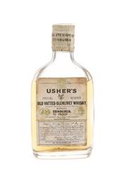 Usher's Old Vatted Glenlivet