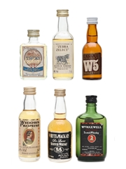Blended Scotch Whisky Miniatures