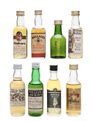 Assorted Blended Whisky & Liqueurs
