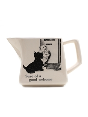 Black & White Water Jug