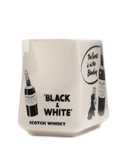 Black & White Water Jug Number 5 In A Series Of 8 Large